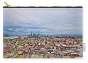 Hoboken-hudson River Panorama - Carry-all Pouch