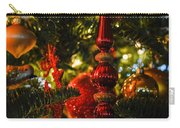 Holiday Decorations Carry-all Pouch