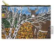 Hunter's Deer Camp Carry-all Pouch