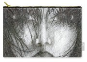 I Will Become With You Carry-all Pouch