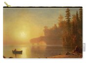 Indian Canoe Carry-all Pouch