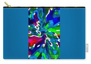 Iphone Cases Colorful Rich Bold Abstracts Cell Phone Covers Carole Spandau Cbs Designer Art 164  Carry-all Pouch