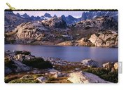 Island Lake And Wind River Range Carry-all Pouch