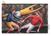 It's A Great Save Carry-all Pouch by Jerzy Marek