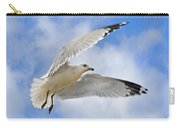 Jekyll Island Seagull Carry-all Pouch
