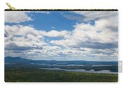 Lake Winnipesaukee Panorama Carry-all Pouch by Stephanie McDowell