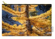 Larch Tree Closeup Carry-all Pouch