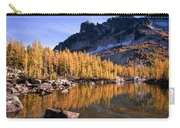 Larches Line Leprechaun Lake Carry-all Pouch