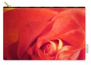 Layers In Red Carry-all Pouch