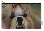 Lhasa Apso Carry-all Pouch
