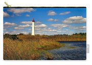 Lighthouse At The Water Carry-all Pouch