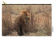 Lions Of The Ngorongoro Crater Carry-all Pouch