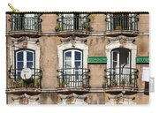 Lisbon - 18th Century Facade  Carry-all Pouch