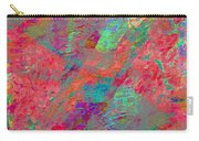 Magenta Poppy Rock Carry-all Pouch