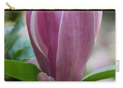 Magnolia Bud Carry-all Pouch