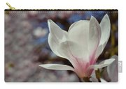 Magnolia Flowers In Spring Time Carry-all Pouch