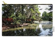 Magnolia Plantation Gardens Carry-all Pouch