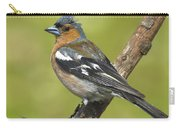 Male Chaffinch Carry-all Pouch