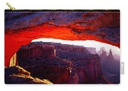 Mesa Arch Sunrise 2 Carry-all Pouch