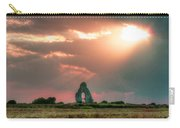 Midley Church Ruins At Sunset Carry-all Pouch