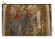 Minerva Of Peace Mosaic Carry-all Pouch