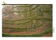Moss-covered Big Leaf Maple Branches Carry-all Pouch