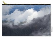 Mt. Bierstadt In The Clouds Carry-all Pouch