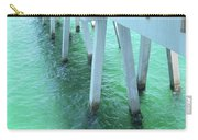 Navarre Beach Fishing Pier Carry-all Pouch