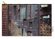 Nyc Designer's Dungeon Door Carry-all Pouch