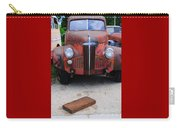 Old Old Car Carry-all Pouch