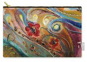 Original Painting Fragment 10 Carry-all Pouch