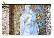 Our Lady Of Perpetual Help Mary And Jesus Carry-all Pouch