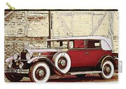 Packard Standard Eight Convertible Carry-all Pouch