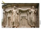 Palace Of Fine Art Relief  Carry-all Pouch