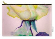 Pastel Rose Carry-all Pouch