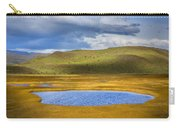 Patagonian Lakes Carry-all Pouch