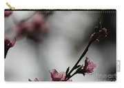 Peach Blossom II Carry-all Pouch