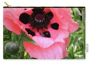 Poppy And Buds Carry-all Pouch