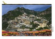 Positano Crowded Beach Carry-all Pouch