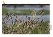 Purpletop Vervain Wildflowers Carry-all Pouch
