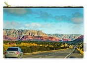 R89 To Sedona Arizona  Carry-all Pouch