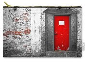Red Door Perception Carry-all Pouch