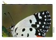 Red Pierrot Butterfly Carry-all Pouch