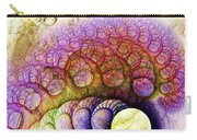 Right Hemisphere Carry-all Pouch