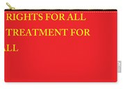 Rights Statement Carry-all Pouch