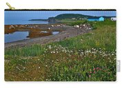 Rocky Harbour In Gros Morne Np-nl Carry-all Pouch