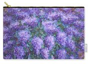 Scented Lilacs Bouquet Carry-all Pouch