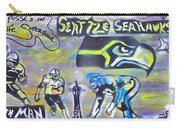 Seattle Seahawks Superbowl  Carry-all Pouch