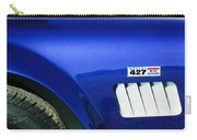 Shelby Cobra 427 Engine Carry-all Pouch
