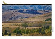 Sierras Mountains Carry-all Pouch